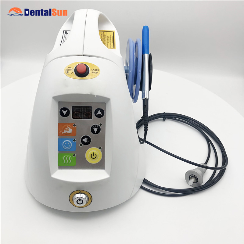 CE Approved 810nm Diode Dental Soft Tissue Surgery 2.5W/7W Laser Cutting Machine