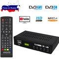 DVB-T2 DVB-C цифровой ТВ-тюнер, приемник WIFI 1080P декодер формата HD TV Box DVB-T M3U H.264 Youtube TV Receptor русская телеприставка