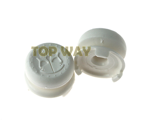 Image 5 - 2pcs=1set Thumb Grip Stick cover joystick Caps for Sony PS4 playstation 4 Controller with package