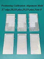 Форма для позиционирования для samsung s9 plus s9 s8 plus s8 s7 edge note 8 ЖК-дисплей дигитайзер дисплей гибкий кабель для позиционирования ламинирования
