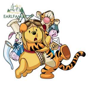 Online Shop For Winnie The Pooh Car Sticker Wholesale With Best Price