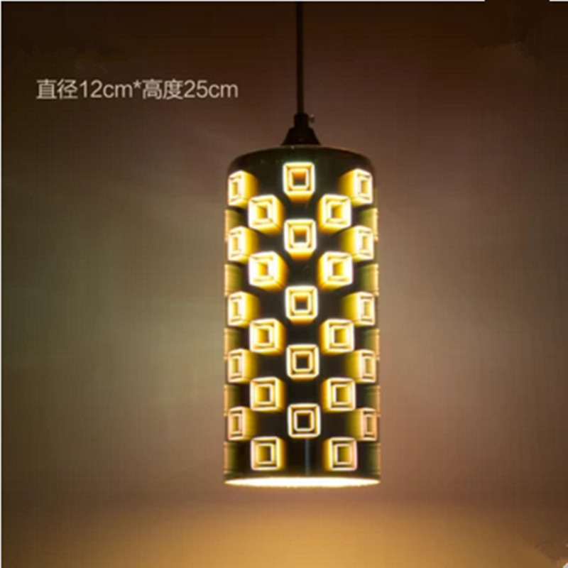 Classic Design Led Lamp Pendant Light Diameter 15/20cm 3d Colorful Plated Glass Mirror Ball Hanging Light Fixture Hanging Lamp