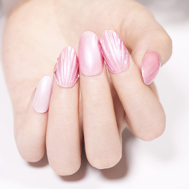 LILYCUTE Pearl Shell Gel Nail