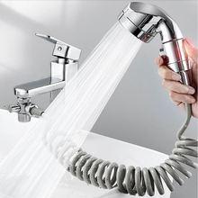 Кухонный кран отводной клапан с насадкой для душа адаптер смесителя