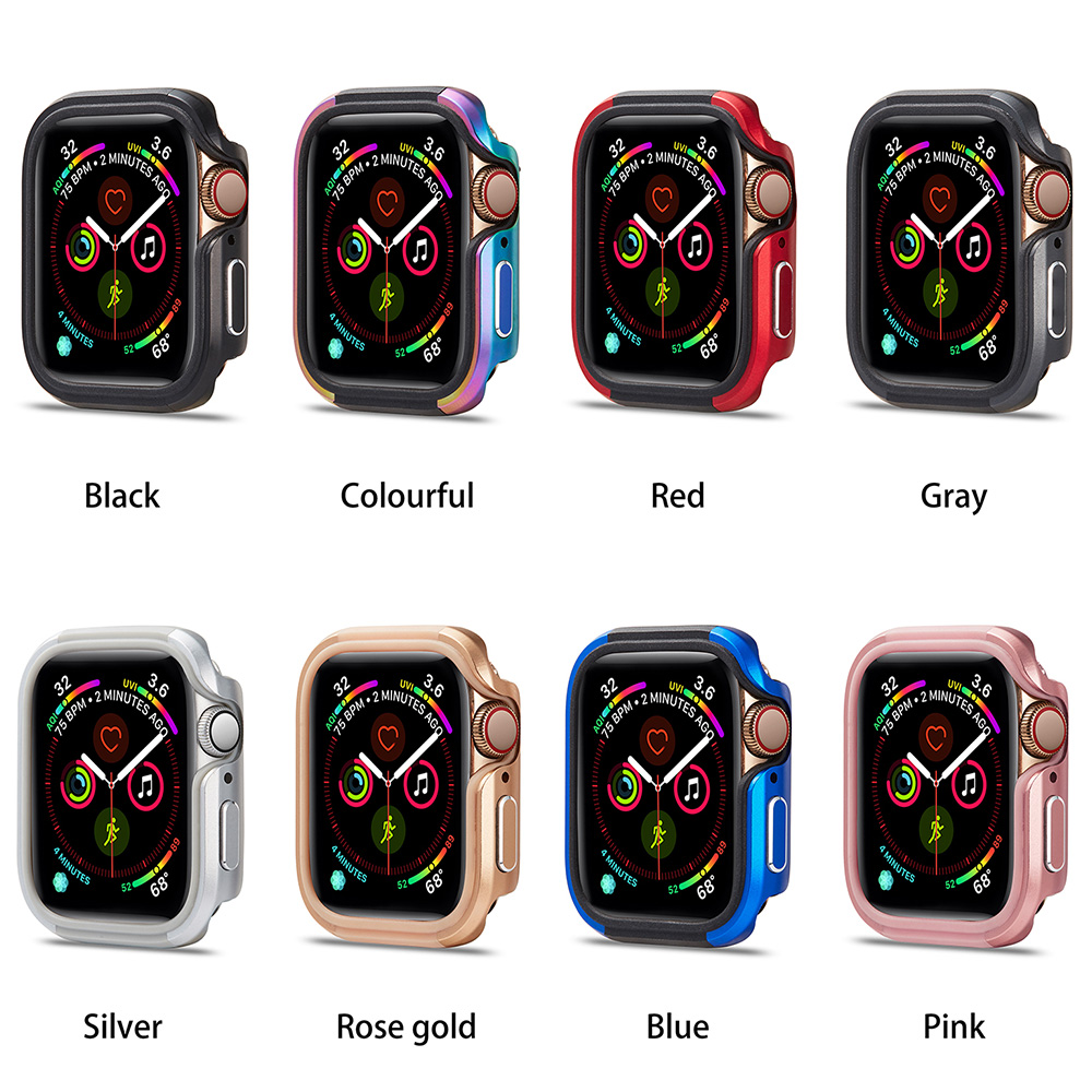 Luxury Metal Case for Apple Watch 17
