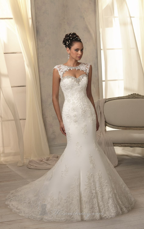 Vestidos De Novia Elegant 2018 Sweetheart Lace Applique Beaded Long Formal Tulle Mermaid Wedding Jacket Mother Of Bride Dresses