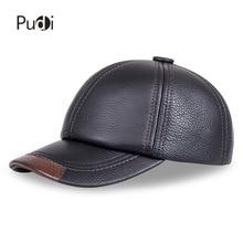 solid ปรับหมวกหมวก HL100 คุณภาพสูงผู้ชายจริงหนังผู้ใหญ่