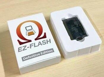 Купить картридж EZ-FLASH Definitive Edition
