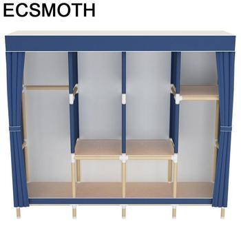 Kleiderschrank Storage Armario Tela Meble Ropero Closet Mueble De Dormitorio Bedroom Furniture Guarda Roupa Wardrobe