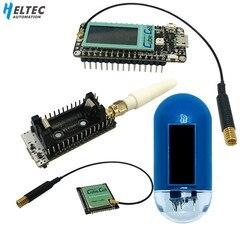 Heltec Gps Lora Knooppunt ASR6502 Cubecell Module/Development Board Voor Arduino Lora Iot Capsule Sensoren Waterdichte IP67 Soalr Panel