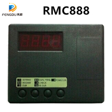 Remocon RMC 888 שלט רחוק מעתק מכונה כפולה RF Klom 6 פין תואם