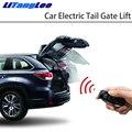 LiTangLee автомобиль Электрический хвост ворота лифт задняя система помощи для Subaru Impreza XV GJ GP VA 2014 ~ 2017 пульт дистанционного управления крышка ба...