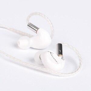 Image 2 - AK Kinera SIF dynamique lecteur dans loreille écouteurs écouteurs HIFI DJ moniteur écouteurs en cours dexécution Sport bouchon doreille casque bouchon avec MMCX