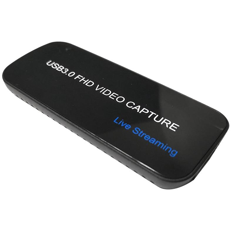 EZCC420U USB HDMI HD Video Capture Card OBS Camera HD Set-Top Box Recording PS4 Game Live Card Free Drive