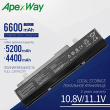 11.1V Laptop Battery A32-1015 A31-1015 for ASUS Eee PC 1011 1015 1016 1215 R011 R051 Series 1011B 1011C 1011P 1015C 1015P 1015T hsw 5200mah 6cells new laptop battery for asus a31 1015 a32 1015 al31 1015 pl32 1015 eee pc 1015 1016 1215 vx6 bateria akku