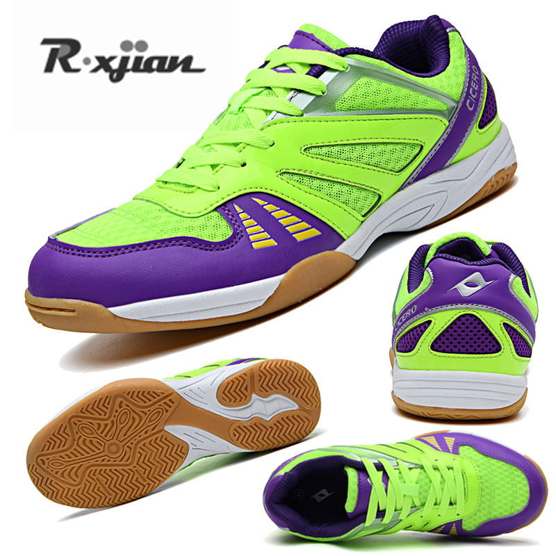 R.xjian new youth table tennis shoes professional coach training shoes non-slip wear-resistant and breathable lining