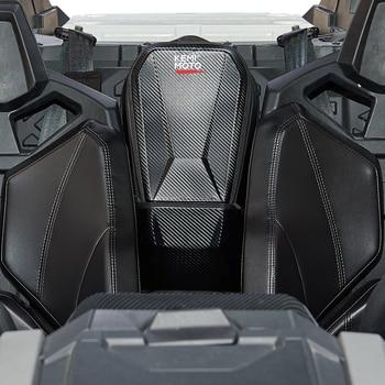 X3 Maverick KEMIMOTO Seats Center Shoulder Console Storage Cargo Bag for Can Am Maverick X3 XRS XDS Turbo R Max 2017 2018 2019 can am maverick x3 max x3 4x4 utv pair of 2 upper