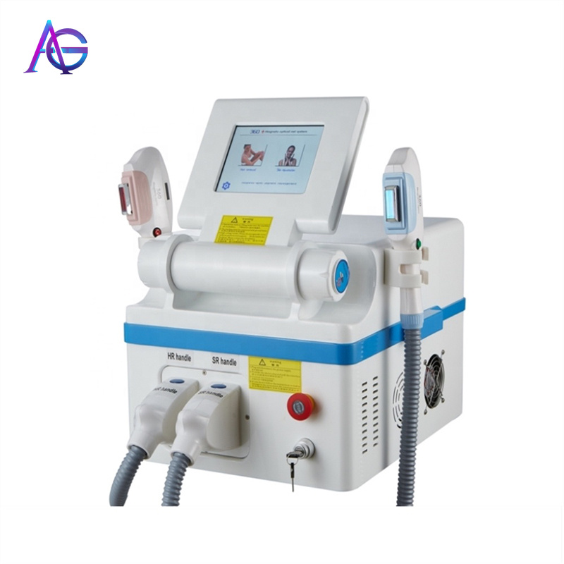 Hot Sales 360 Ma  IPL Gneto Machine For Hair Removal And Skin Rejuvenation UK Lamp With 400000 Shots Each Cartridge