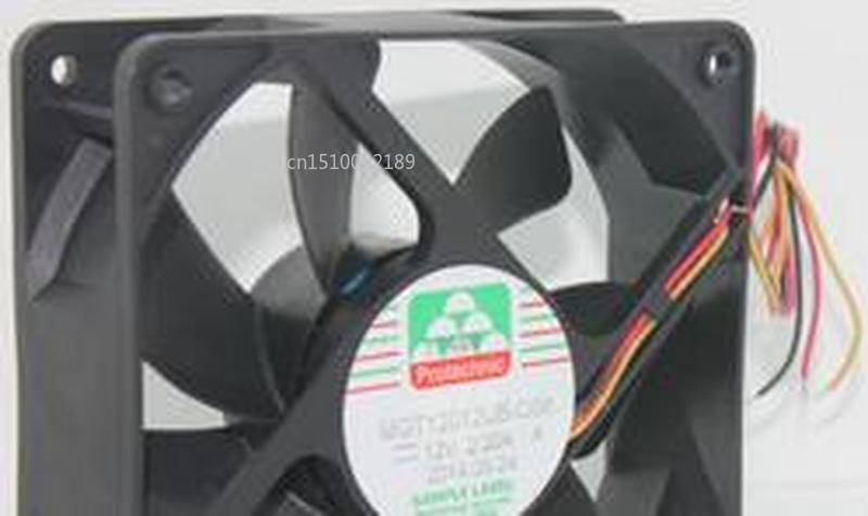 For 12CM 12V 2.20A MGT12012UB-O38 Violent Cooling Fan Free Shipping