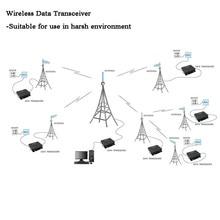 8km DTU RS485/RS232 Lora Modbus Gateway Wireless data transm