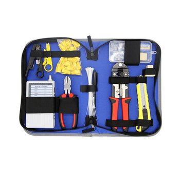 NF-1302 Must-have Project Wiring Harness Tools Kit Full Complete Tools With Carrying Bag Portable and Durable Instrument