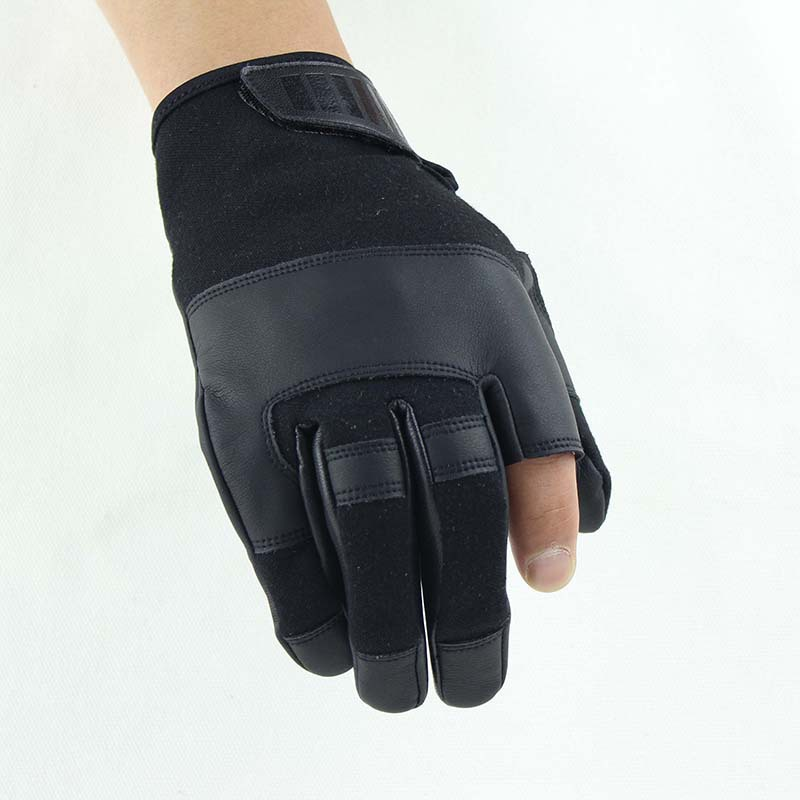 New All-fingered Tactical Combat Gloves Outdoor Training Riding Fitness Protective Gloves