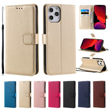 Phone Leather Wallet Case For Samsung Galaxy A01 A11 A21 A21S A31 A41 A51 71 Flip A20S A10S A30S A50S A70S Cover Card Slot Coque(China)