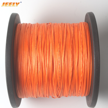 JEELY High Quality 1.4mm 10M 12 strands 450lbs Spectra Towing Fishing Line image