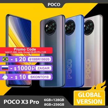 Global Version POCO X3 Pro