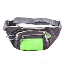 Oxford Durable Waterproof Belt Bag Men Travel High capacity Multilayer Storage Waist Bag Outdoor Sport Banana Fanny Pack