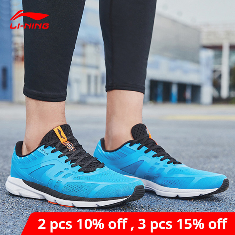 Li-Ning Men ROUGE RABBIT 2017 Running Shoes NO CHIP Sneakers Wearable Light Breathable LiNing Li Ning Sport Shoes ARBM127 XYP597