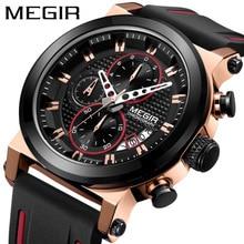 Mens Sports Watches Relogio Masculino 2019Hot Sale Men Silicone Strap Quartz Watch Shockproof Electronic Waterproof  Wristwatch