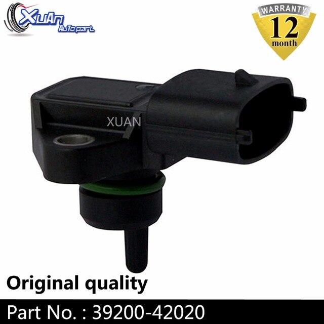 XUAN 39200-42020 capteur de carte de commutateur de sécurité de pression de suralimentation de turbocompresseur dessai pour KIA CERATO K2500 PREGIO HYUNDAI GENESIS H-1 H100