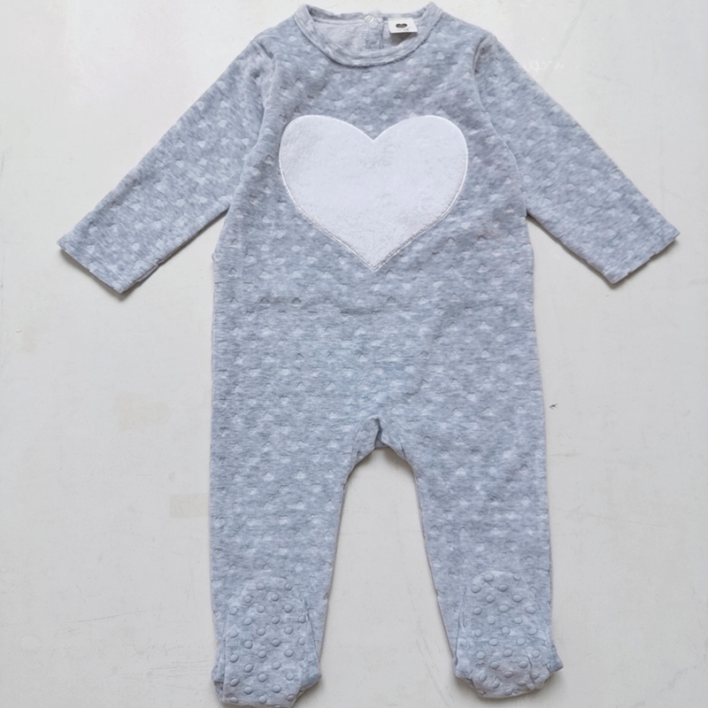 Baby Romper Pyjamas Kids Clothes Long Sleeves Children Clothing Jacquard Baby Overalls Children Boy Girl Clothes Footies Romper