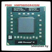 Phenom II Quad Core Di Động P960 1.8 GHz 4 Nhân Quad Chủ Đề Bộ Vi Xử Lý CPU HMP960SGR42GM Ổ Cắm S1