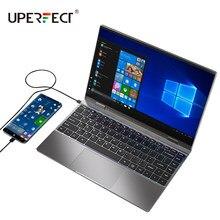 UPERFECT X Echten Tragbaren Monitor w/Tastatur Batterie 13,3 TouchScreen Mobile Externen Bildschirm Laptop LCD Display Wiederaufladbare