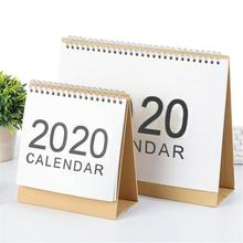 Desk Calendar 2019-2020 Monthly Desk, Desk-Top Flip Calendar Stand Up Office Table Planner Date Notepad Teacher, Family Or Busin 2019 table calendar 2018 weekly planner monthly plan to do list desk calendar daily rainlendar simple style desktop calendar