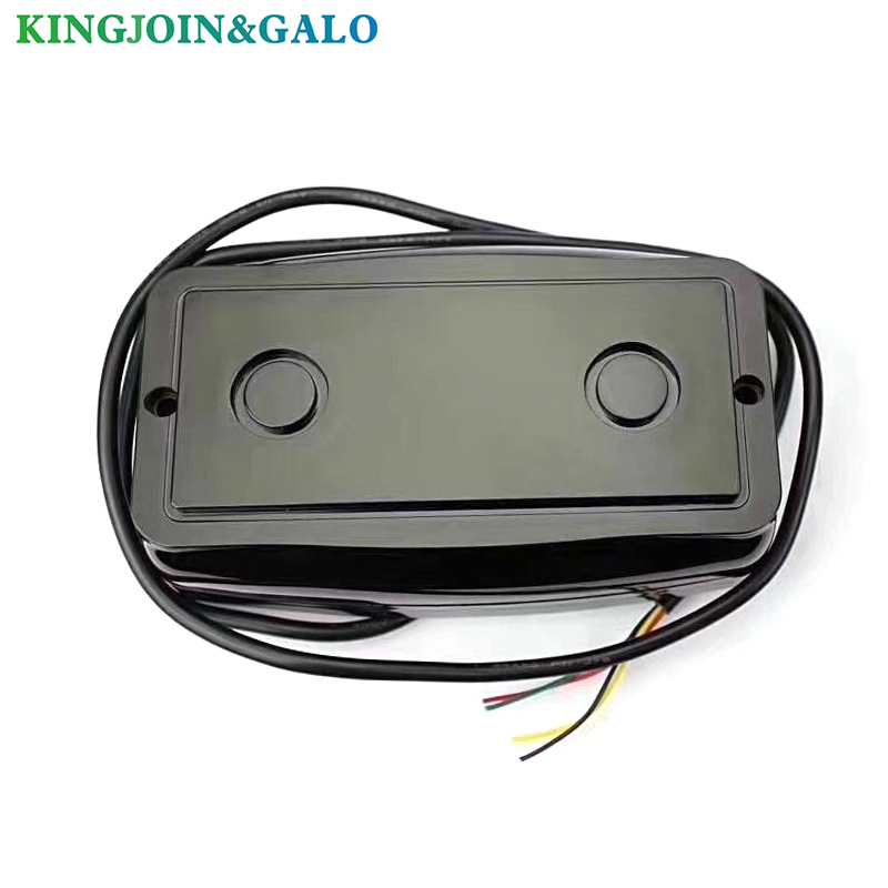 Radar Vehicle Detector Barrier Sense Controller Replace Loop Detector Vehicle Detector No Need Loop Cable