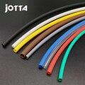 Термоусадочная трубка для проводов 1 метр 2:1 1 мм 1,5 мм 2 мм 2,5 мм 3 мм 3,5 мм 4 мм 5 мм