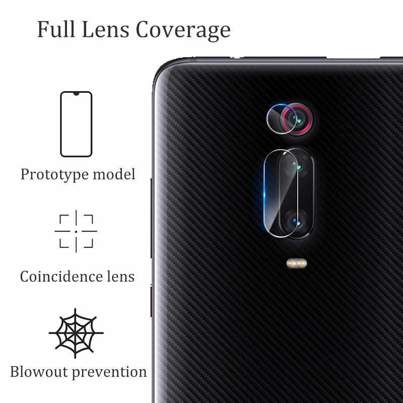 2 في 1 كاميرا حامي ل Redmi Note5 6 7 5APRO NOTE4X 32GB 5 زائد 6A 7 y3 7A K20 K20Pro NOTE6Pro 9D الزجاج المقسى