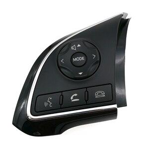 Image 3 - Para mitsubishi asx outlander mirage 2015 volante interruptor de controle cruzeiro volume botão som esquerda direita & lado com cabo