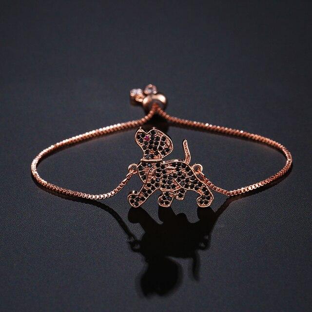 Dog Lovel Charm Bracelets   3