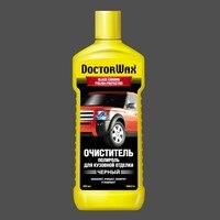 Очиститель-полироль для декоративной кузовной отделки черного цвета