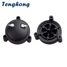 Tenghong 2pcs 48mm Ultrasonic Buzzer Speaker Unit 4725 Unit Ultrasonic Insect Repeller 40KHz  Pest Repeller Plastic Waterproof
