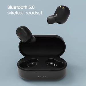 Image 4 - kebidu TWS Bluetooth Earphone 5.0 True Wireless Headphones With Mic Handsfree Earphone For xiaomi Redmi Earphone Stereo Headset