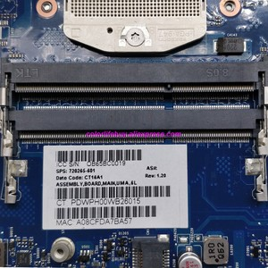 Image 3 - 정품 720265 501 720265 001 720265 601 6050A2549501 MB A02 HP Envy 17 J 17T J000 M7 J 노트북 PC 용 노트북 마더 보드