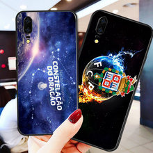 Yinuoda Phone Case For FC Porto Black Soft TPU For Porto Huawei DIY Picture Cover Mate 10 Pro P20 Pro P8 P9 Honor 9 8 Lite P30 roupa nova porto