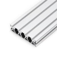 1000 milímetros 40160 T Slot 40x160mm Perfil De Alumínio Da Extrusão Extrusões De Alumínio Quadro Para Os Guardas de Máquinas E Máquinas Para Trabalhar Madeira|Suportes| |  -