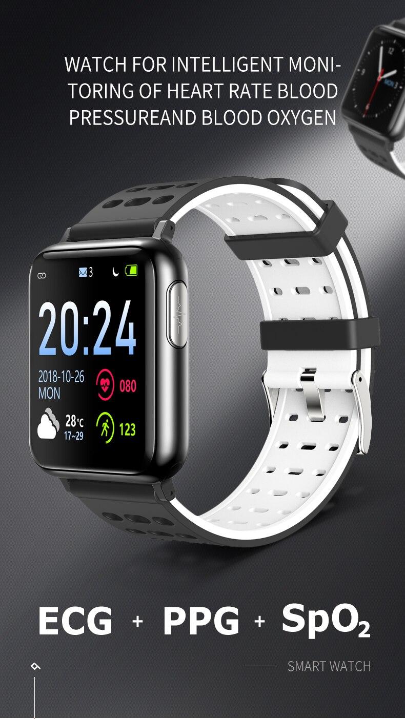 pulseira inteligente banda de pulso pressão arterial