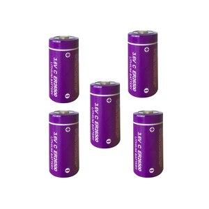 Image 4 - 10 Chiếc 3.6 V C Kích Thước Pin ER26500 Li SOCl2 BATTERIA Cao Cấp LR14 R14P 1.5V C Pin Cho Đồng Hồ Định Vị GPS máy Ảnh